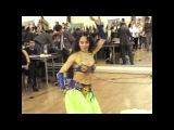 Танец живота. Тренер Наталья Зуева